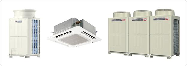VRV / VRFs Installation | Pilgrim refrigeration Services
